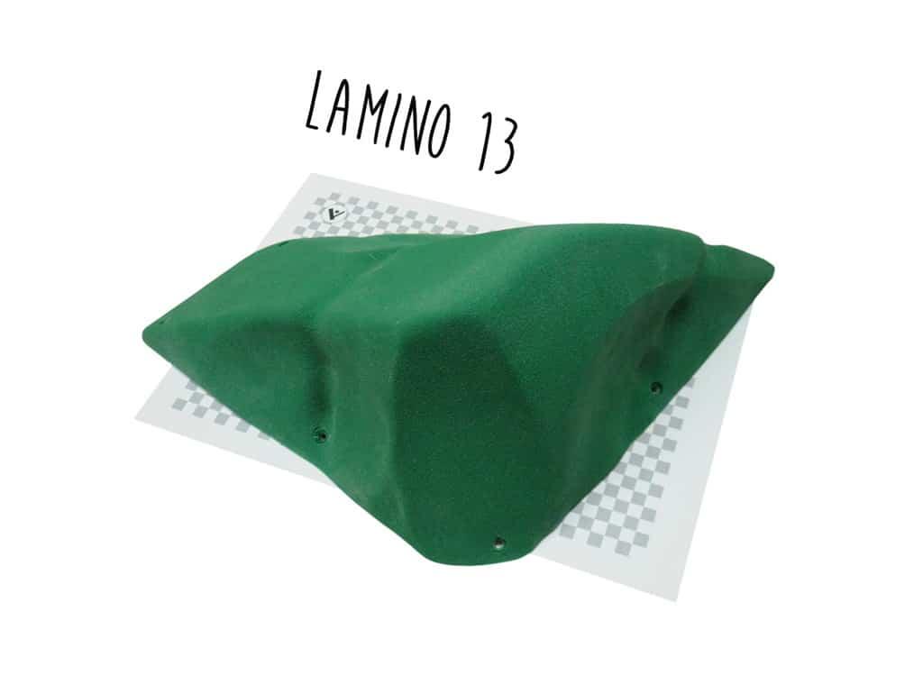Lezecká štruktúra z laminátu - Anatomic