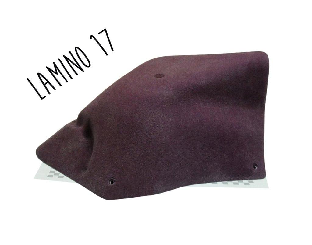 Lamino 17 | Lezecká štruktúra z laminátu - Anatomic
