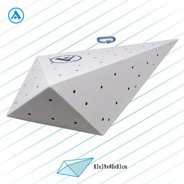 Drevená lezecká štruktúra Ľavá/ Pravá