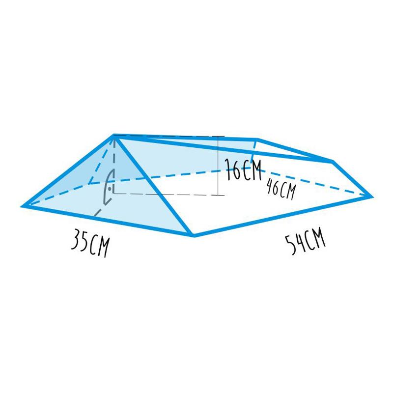 Lezecká drevená štruktúra Šípka - Anatomic - výroba a predaj lezeckých chytov