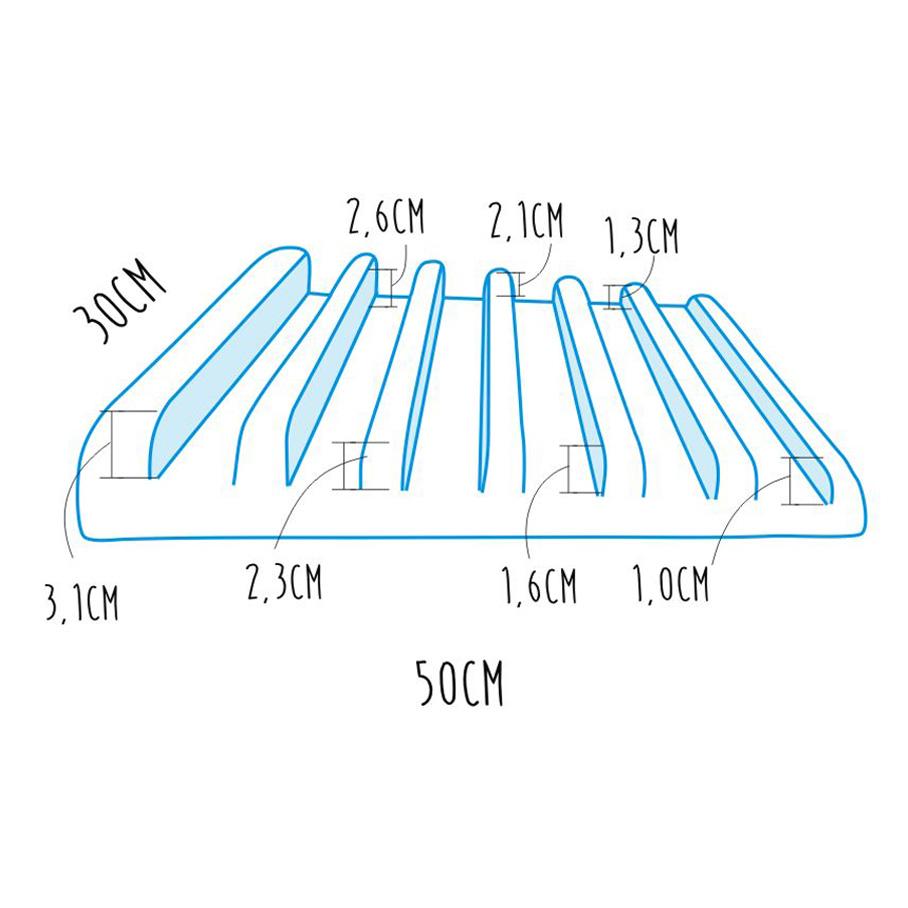 Tréningová lišta | Horolezecké steny a lezecké chyty - Anatomic