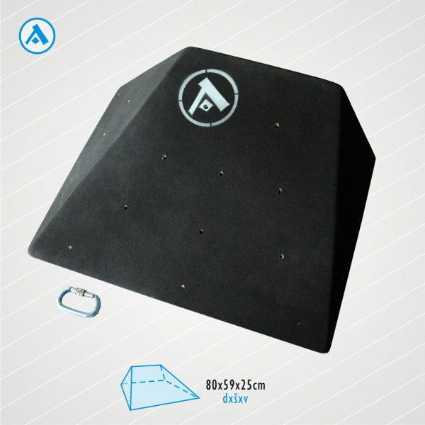 Volume Box, Plywood Volume for Climbing