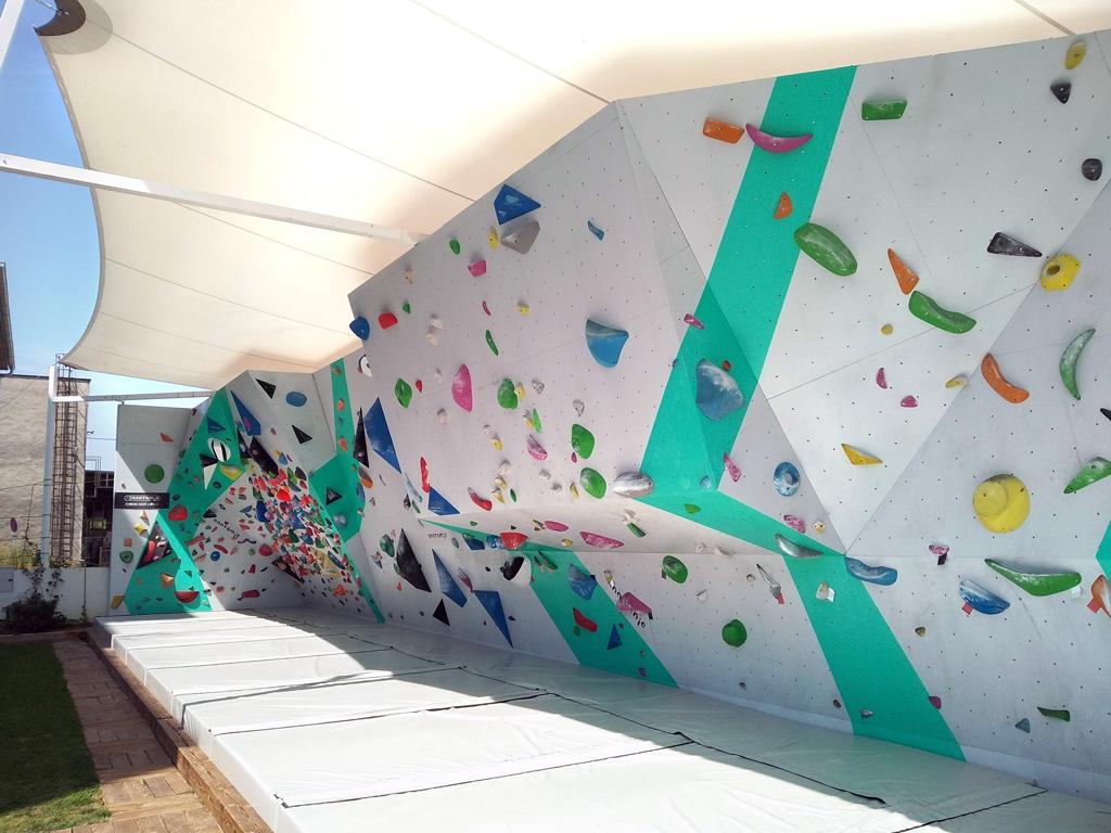 Lezecká stena K2 Žilina