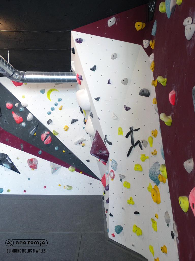Lezecká stena Trnava, Bouldering