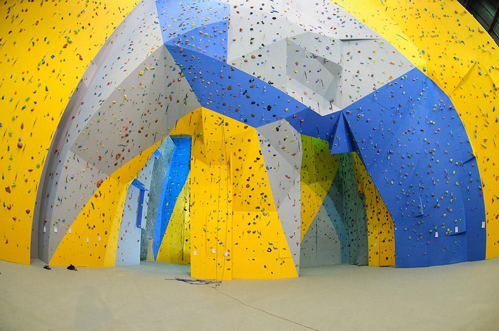 Lezecká stena K2 – Bratislava