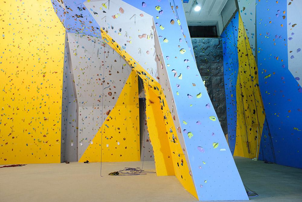 Indoor climbing wall K2 - Bratislava